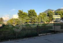 Angri Area Parcheggio via Adriana