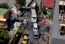 Nocerina Foggia scontri 15 settembre