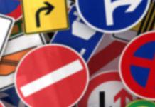 Viabilità segnaletica stradale