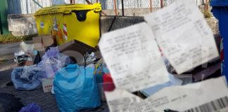Angri deposito rifiuti