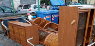 Angri rifiuti ingombranti