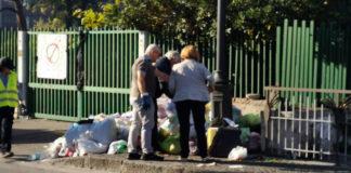 Scafati controllo rifiuti
