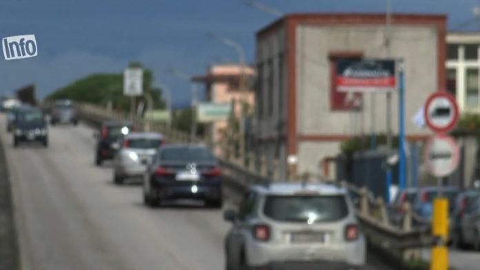 Angri Cavalacavia Via delle Fontane