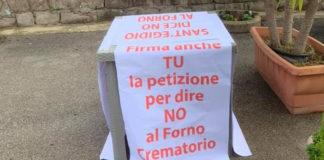 Sant'Egidio del Monte Albino No forno crematorio
