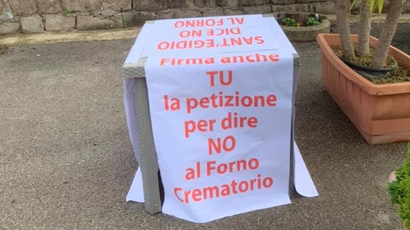 S.Egidio del Monte Albino. Forno crematorio. Chiesto consiglio comunale - Agro24