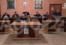 Sant'Egidio del Monte Albino. Consiglio comunale 2019