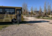 Angri. Parcheggio comunale Via Semetelle