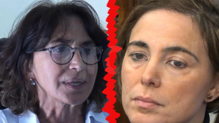Ivana Perongini e Anna Rosa Sessa