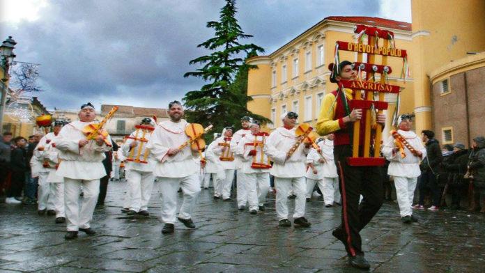 O' Revotapopolo Angri - Gruppo folk