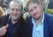Pietro Pisacane e Nicola Campitiello