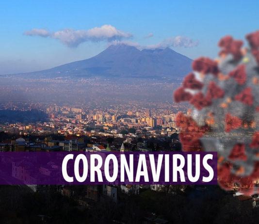 Coronavirus agro nocerino sarnese