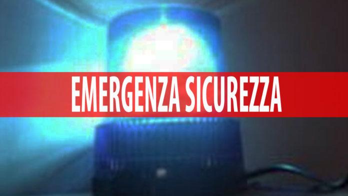 Emergenza sicurezza
