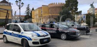 Angri Polizia Locale e Carabinieri