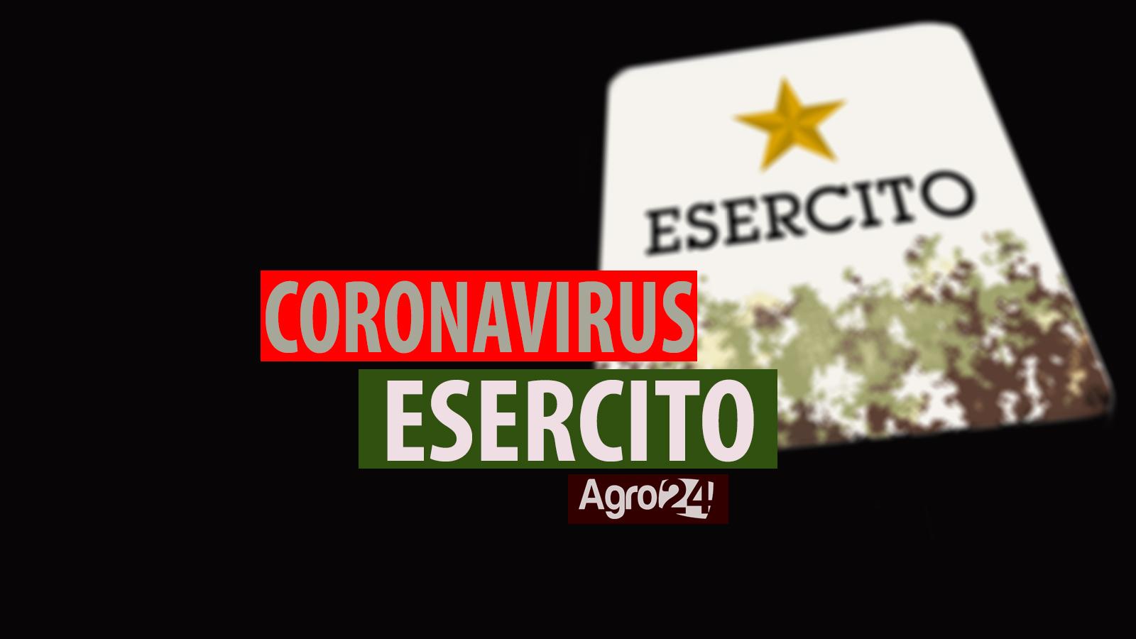 Coronavirus, esercito in campo per i controlli: si comincia con Palermo