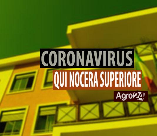 Coronavirus Nocera Superiore