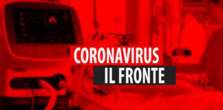 Coronavirus Sanità fronte