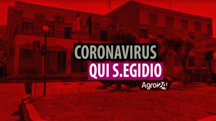 Coronavirus Sant'Egidio del Monte Albino