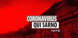 Coronavirus Sarno