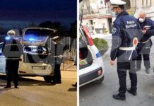 Coronavirus controlli Polizia Locale