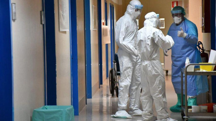 Coronavirus ospedale inferimieri