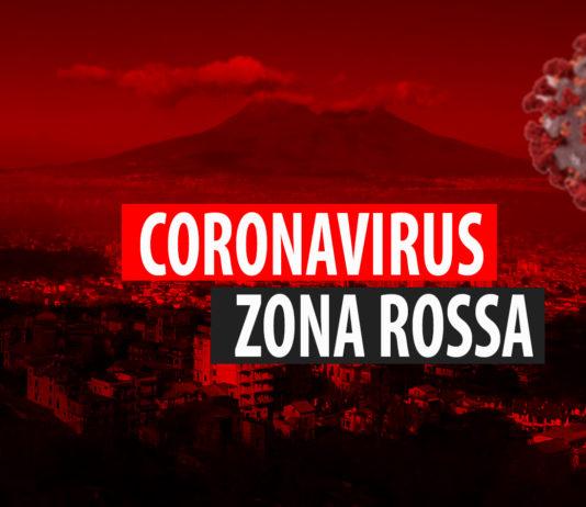 Coronavirus zona rossa Agro Nocerino