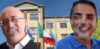 Cosimo Ferriaioli e Alberto Milo