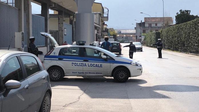 Polizia Locale Sant'Egidio del Monte Albino