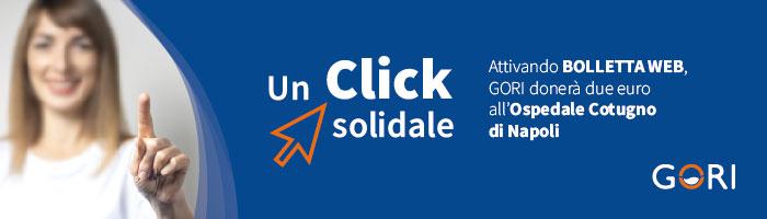 Banner Gori Bolletta Click