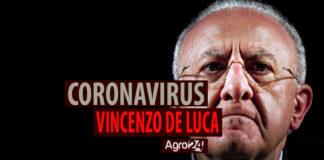 Vincenzo De Luca Coronavirus