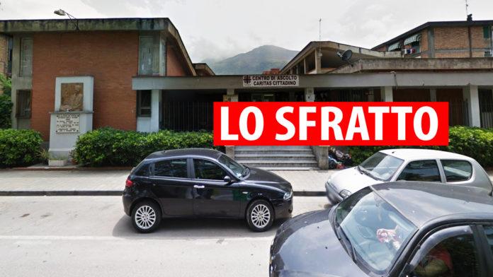 Angri Caritas Corso Italia Sfratto