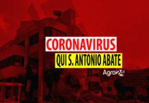 Coronavirus Sant'Antonio Abate