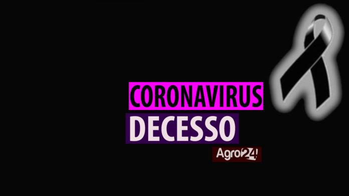 Coronavirus decesso