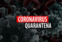 Coronavirus quarantena