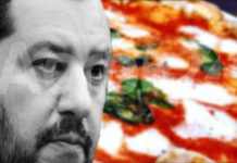 Salvini e la Pizza