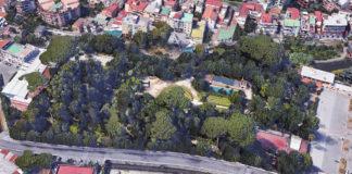 Scafati Villa Comunale Parco Wenner