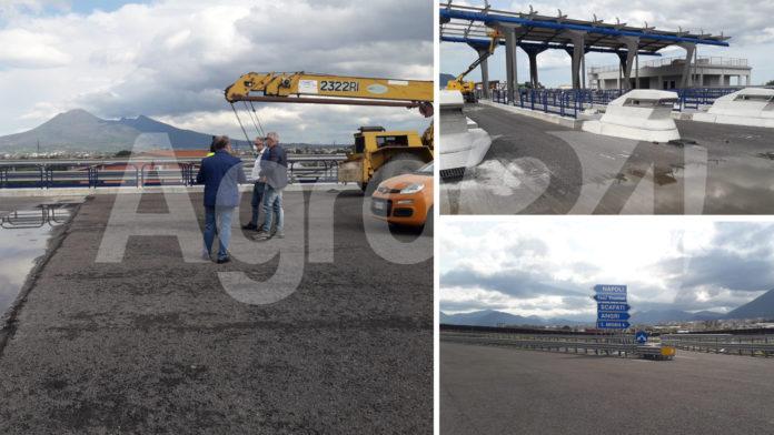 Angri Nuovo Casello Autostradale Pagliarone