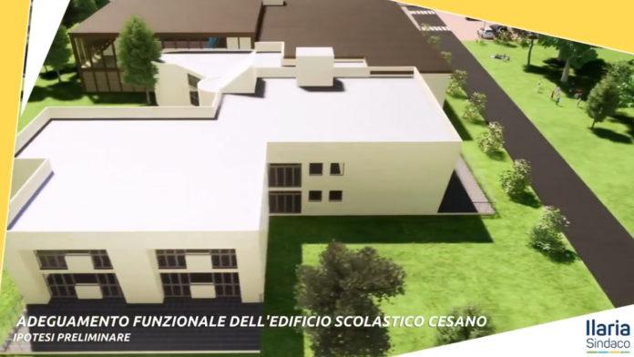 Sant'Antonio Abate Via Cesano scuola