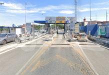 Angri Casello Autostradale Via dei Goti