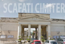 Scafati cimitero