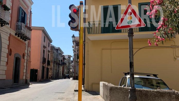 San Lorenzo Semaforo