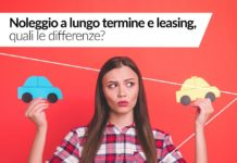 noleggio auto leasing