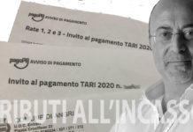 Angri Cosimo Ferraioli tributi incasso