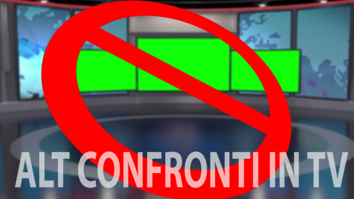 Confronti sindaci in TV