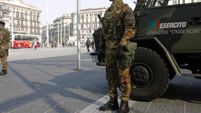 Esercito Strade Sicure