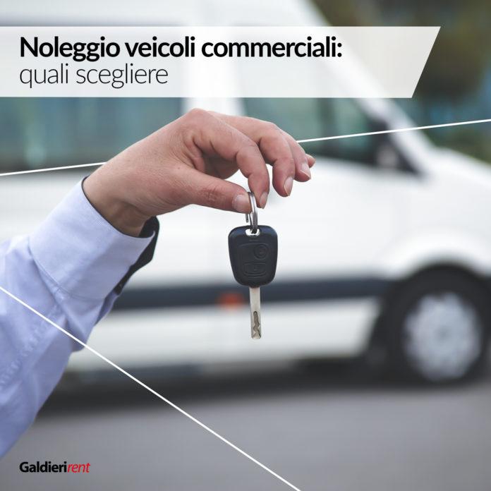 noleggio veicoli commerciali