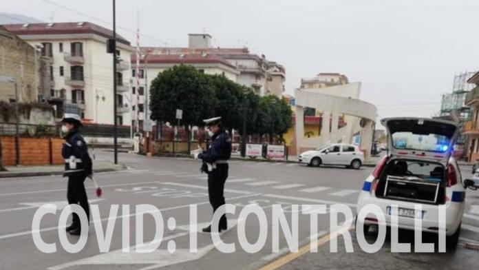 Covid-19. Controlli delle forze dell'ordine
