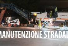 Angri Manutezione stradale asfalto