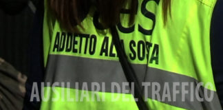 Ausiliari del traffico Angri