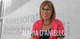 Maria D'Aniello assessore