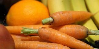 Ortaggi carote e affini